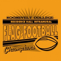 SP1118 Residence Hall Flag Football Champs