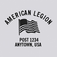 SP4409 American Legion Flag
