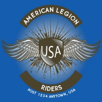 SP4464 American Legion 2 Star