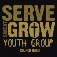 Church Youth Group T-Shirt Design Ideas from ClassB