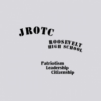 SP4608 JROTC Shield and Banner