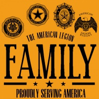 SP4731 American Legion Family