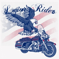 SP4739 Eagle Riding Motorcycle