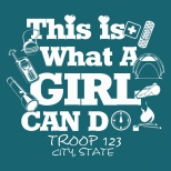 Troops-girls SP4901 Thumbnail
