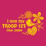 Troops-girls SP4938 Thumbnail