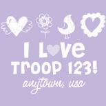 Troops-girls SP4944 Thumbnail