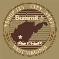 SP5162 West Virginia Summit with Banner