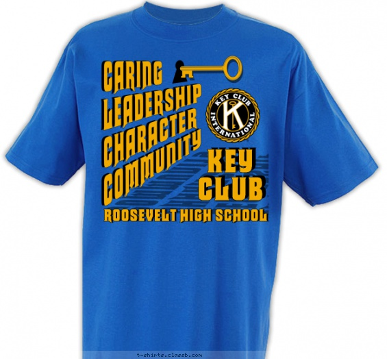 Caring Leader Character Community T-shirt Design