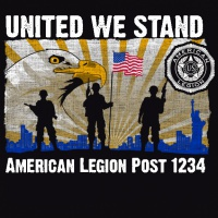 SP5344 United We Stand