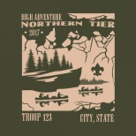 Northerntier SP5355 Thumbnail