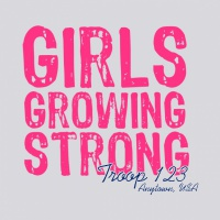 SP5615 Girls Growing Strong