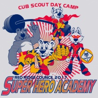 SP5682 Super Hero Academy