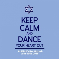 SP5884 Keep Calm and Dance